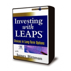 Investing with LEAPS Choices in Long-Term Options By Bittman, James
